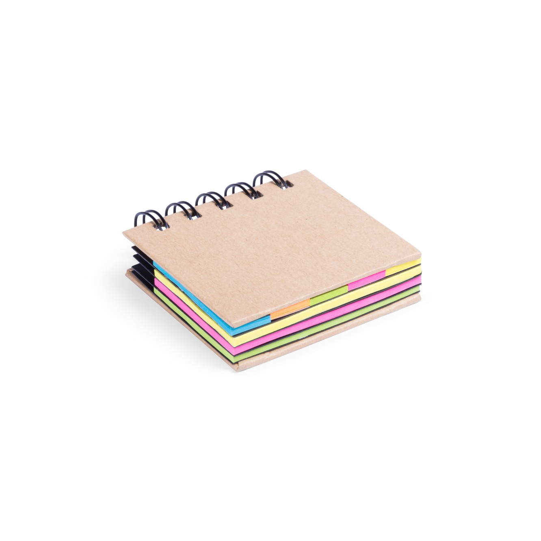 Sticky notepad Laska