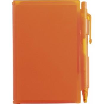 Notitieboekje frosted