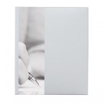 Notitieboek Ak met pen