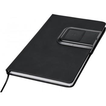 Cation notitieboek met draadloos oplaadstation