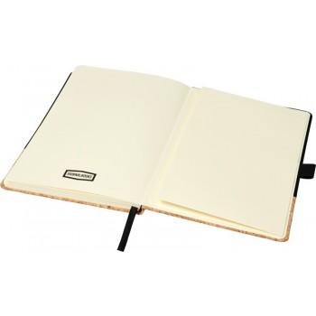 Evora A5 kurken en thermo PU notitieboek