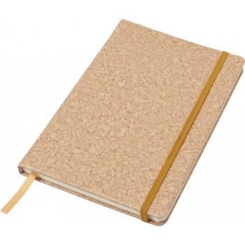 Notitieboek Kurkprint A5