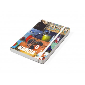 Softcover notitieboek A4