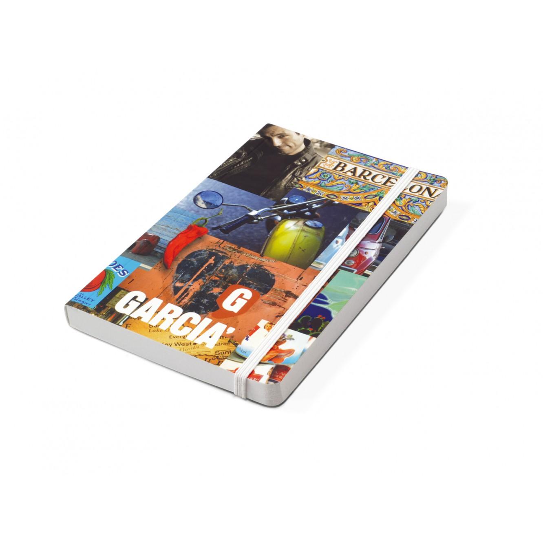 Softcover notitieboek 10 x 16 cm
