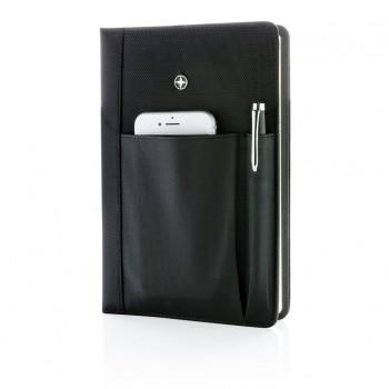Hervulbaar notitieboek en pen set