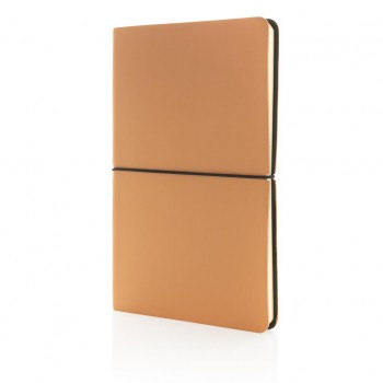 Moderne deluxe softcover notitieboek A5