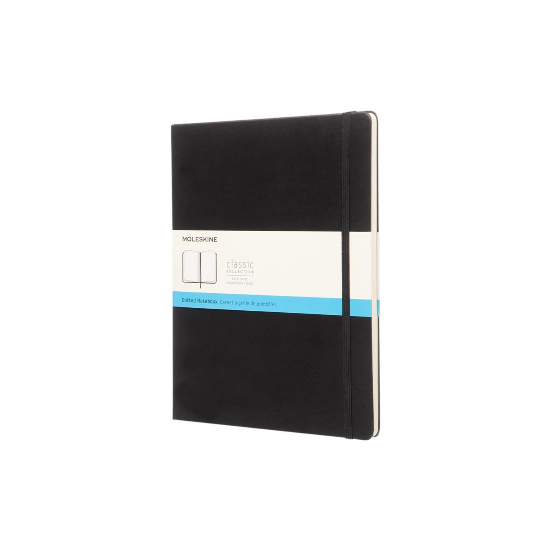 Classic XL hardcover notitieboek - stippen