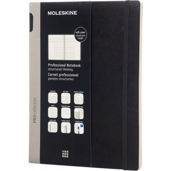 Pro notebook XL softcover