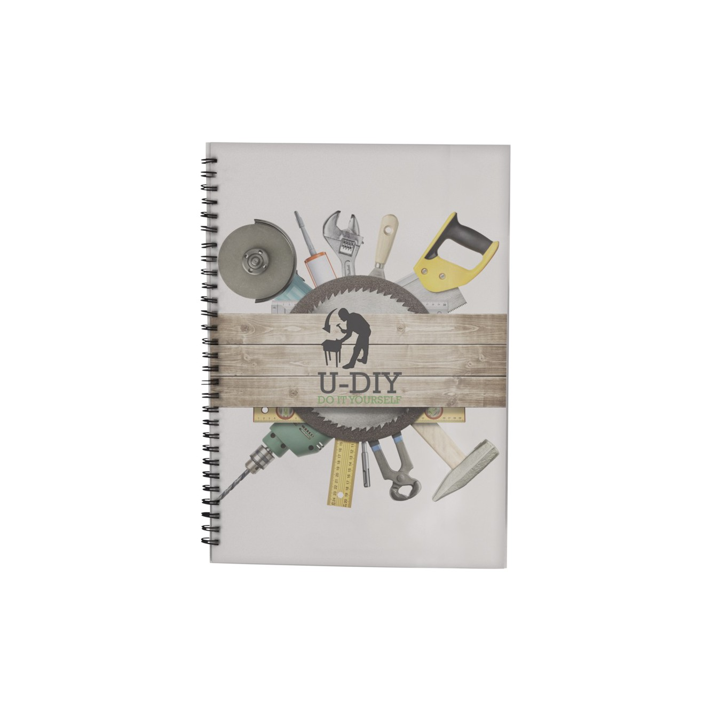 Desk-Mate A4 wire-o notitieboek