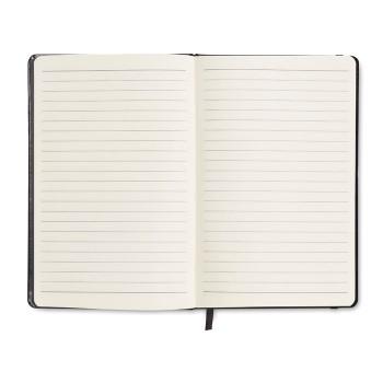 Notitieboek A6 Notelux gelinieerd