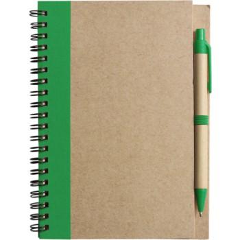 Notitieboekje Recycle