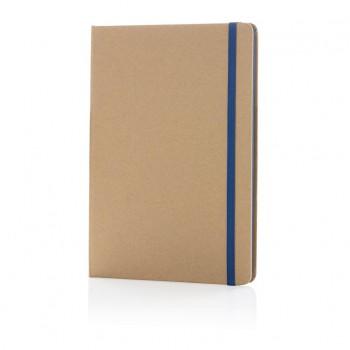 A5 recycled kraft notitieboek