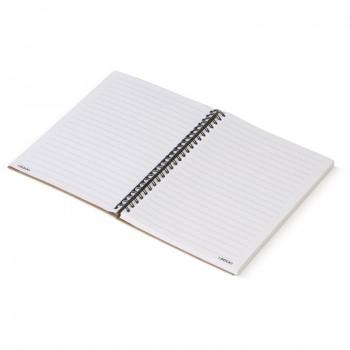 Rock paper notitieboek A5