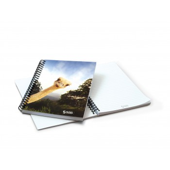 Softcover Wire-o A5