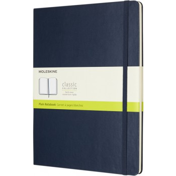 Classic XL hardcover notitieboek - effen