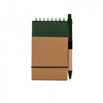 Reporter notitieboek recycled papier