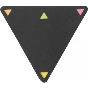 Memoboekje Triangle
