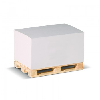 Palletblok recycled papier