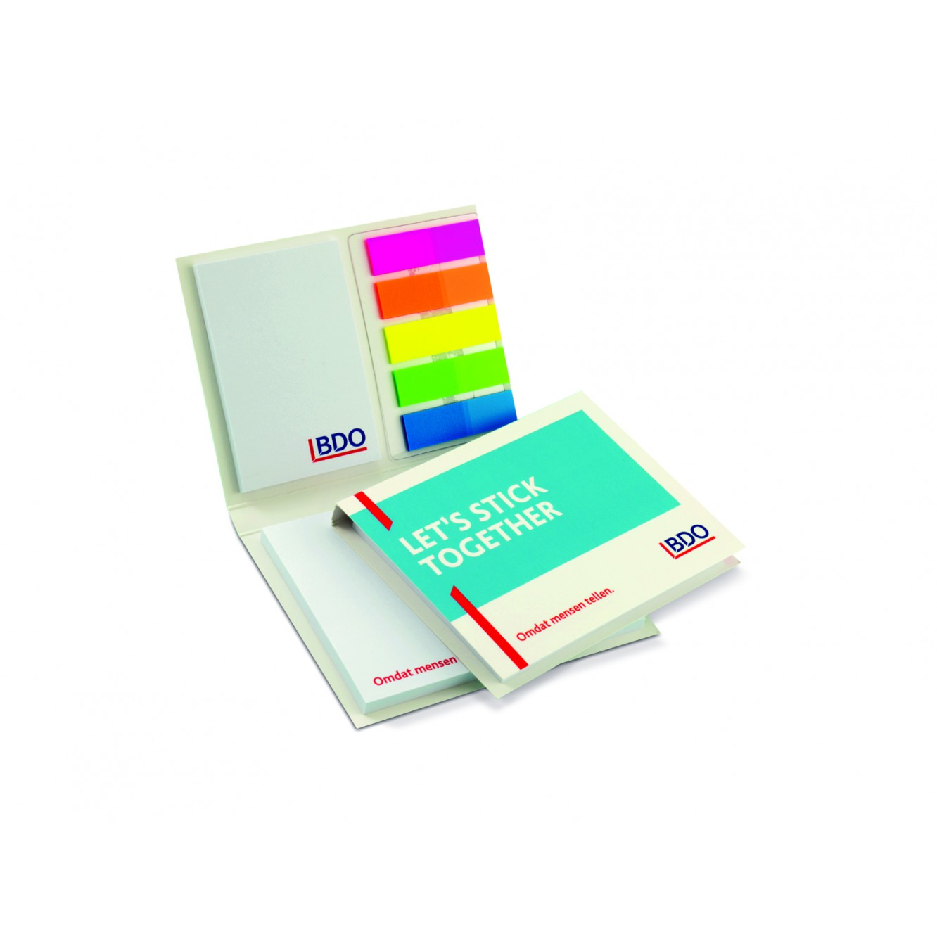 Softcover combi set 106 x 77 x 8 mm