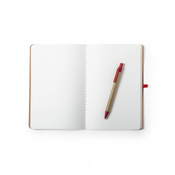 Notitieboekje Esteka
