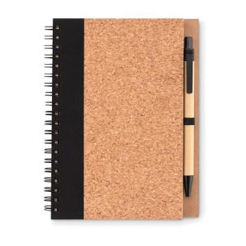 Notitieboek Sonora Pluscork