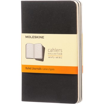 Notitieboek Cahier Journal PK - effen
