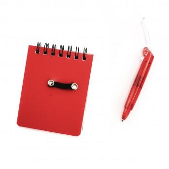 Mini notitieboekje Duxo