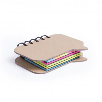Sticky notepad Lazza