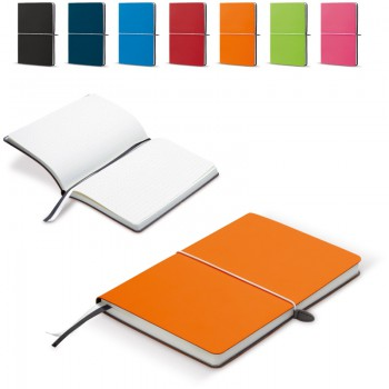 Bullet journal met softcover A5