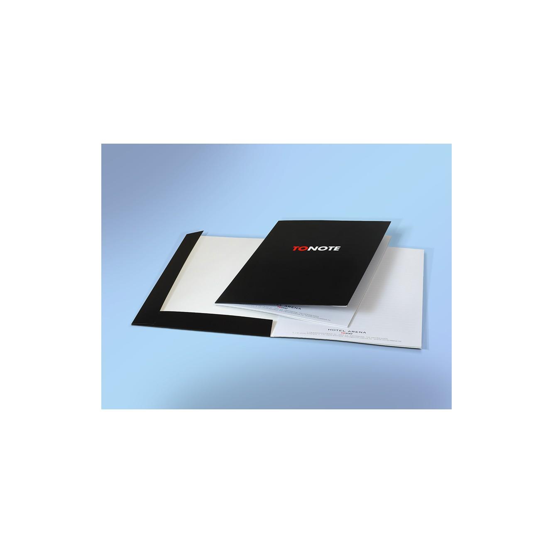 Presentatiemap met schrijfblok 220 x 310 mm
