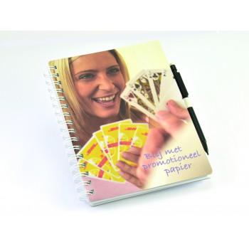 Cyclus Notebook A4