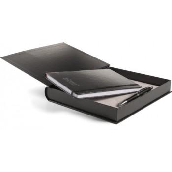 Charles Dickens schrijfset Notebook A5