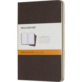 Notitieboek Cahier Journal PK - effen