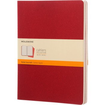 Cahier Journal XL - ruitjes