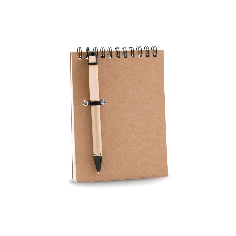 Recycled notitieboekje Concern